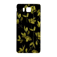 Leggings Samsung Galaxy Alpha Hardshell Back Case by dflcprints