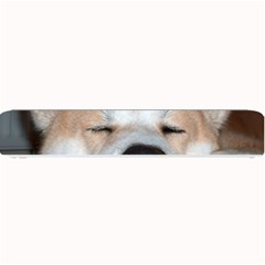 Akita Sleeping Small Bar Mats by TailWags