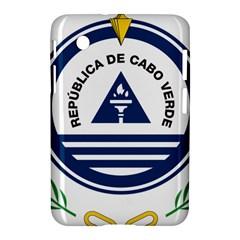 National Emblem Of Cape Verde Samsung Galaxy Tab 2 (7 ) P3100 Hardshell Case  by abbeyz71