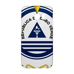 National Emblem Of Cape Verde Galaxy S6 Edge by abbeyz71