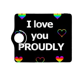 Proudly Love Kindle Fire Hdx 8 9  Flip 360 Case by Valentinaart