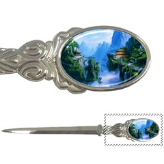 Fantasy Nature Letter Openers by Brittlevirginclothing