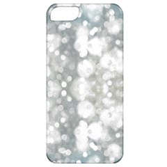 Light Circles, Watercolor Art Painting Apple Iphone 5 Classic Hardshell Case