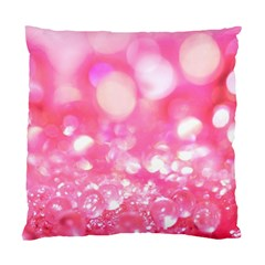 Pink Diamond  Standard Cushion Case (one Side) by Brittlevirginclothing