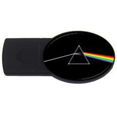 Pink Floyd  Usb Flash Drive Oval (4 Gb)  by Brittlevirginclothing