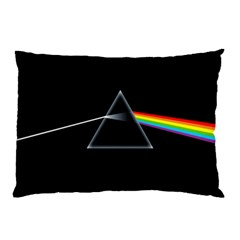 Pink Floyd  Pillow Case by Brittlevirginclothing