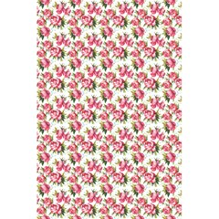 Gorgeous Pink Flower Pattern 5 5  X 8 5  Notebooks by Brittlevirginclothing