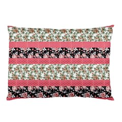 Cute Flower Pattern Pillow Case (two Sides) by Brittlevirginclothing