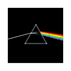 Pink Floyd  Acrylic Tangram Puzzle (6  X 6 ) by Brittlevirginclothing
