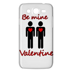 Be Mine Valentine Samsung Galaxy Mega 5 8 I9152 Hardshell Case  by Valentinaart