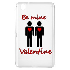 Be Mine Valentine Samsung Galaxy Tab Pro 8 4 Hardshell Case by Valentinaart