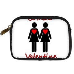 Be My Valentine 2 Digital Camera Cases by Valentinaart