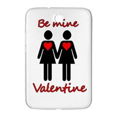 Be My Valentine 2 Samsung Galaxy Note 8 0 N5100 Hardshell Case  by Valentinaart
