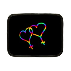 Love Is Love Netbook Case (small)  by Valentinaart