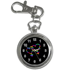 Love Is Love Key Chain Watches by Valentinaart
