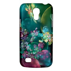 Butterflies, Bubbles, And Flowers Galaxy S4 Mini by WolfepawFractals
