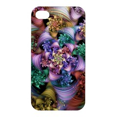 Pong Synth Curl Amorina 02 Whiskey 01 Peggi 05 Pstl Pz Pix Apple Iphone 4/4s Premium Hardshell Case by WolfepawFractals
