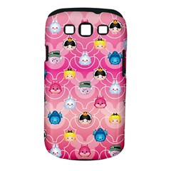 Alice In Wonderland Samsung Galaxy S Iii Classic Hardshell Case (pc+silicone) by reddyedesign