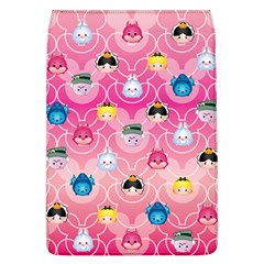 Alice In Wonderland Flap Covers (l)  by reddyedesign
