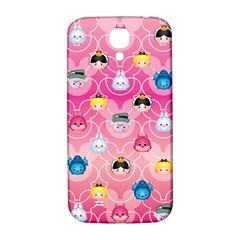 Alice In Wonderland Samsung Galaxy S4 I9500/i9505  Hardshell Back Case by reddyedesign