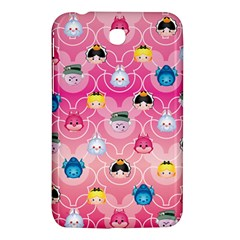 Alice In Wonderland Samsung Galaxy Tab 3 (7 ) P3200 Hardshell Case  by reddyedesign