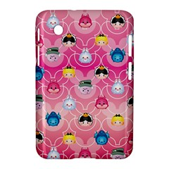 Alice In Wonderland Samsung Galaxy Tab 2 (7 ) P3100 Hardshell Case  by reddyedesign