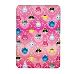 Alice In Wonderland Samsung Galaxy Tab 2 (10 1 ) P5100 Hardshell Case  by reddyedesign