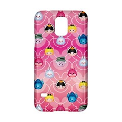 Alice In Wonderland Samsung Galaxy S5 Hardshell Case  by reddyedesign