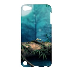 Mysterious Fantasy Nature  Apple Ipod Touch 5 Hardshell Case by Brittlevirginclothing