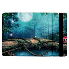 Mysterious Fantasy Nature  Ipad Air Flip by Brittlevirginclothing