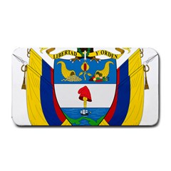Coat Of Arms Of Colombia Medium Bar Mats by abbeyz71