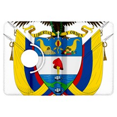 Coat of Arms of Colombia Kindle Fire HDX Flip 360 Case by abbeyz71