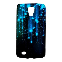 Abstract Stars Falling  Galaxy S4 Active by Brittlevirginclothing