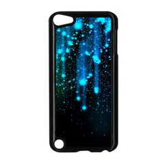 Abstract Stars Falling  Apple Ipod Touch 5 Case (black) by Brittlevirginclothing