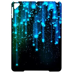 Abstract Stars Falling  Apple Ipad Pro 9 7   Hardshell Case by Brittlevirginclothing
