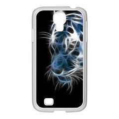 Ghost Tiger Samsung Galaxy S4 I9500/ I9505 Case (white) by Brittlevirginclothing