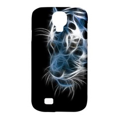 Ghost Tiger Samsung Galaxy S4 Classic Hardshell Case (pc+silicone) by Brittlevirginclothing