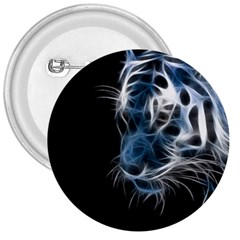 Ghost Tiger 3  Buttons by Brittlevirginclothing
