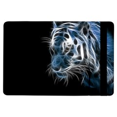 Ghost Tiger Ipad Air Flip by Brittlevirginclothing