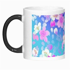 Colorful Pastel Colors Morph Mugs by Brittlevirginclothing