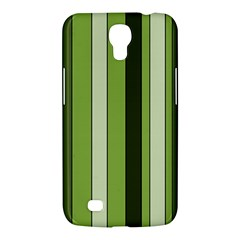 Greenery Stripes Pattern 8000 Vertical Stripe Shades Of Spring Green Color Samsung Galaxy Mega 6 3  I9200 Hardshell Case by yoursparklingshop
