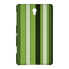 Greenery Stripes Pattern 8000 Vertical Stripe Shades Of Spring Green Color Samsung Galaxy Tab S (8 4 ) Hardshell Case  by yoursparklingshop