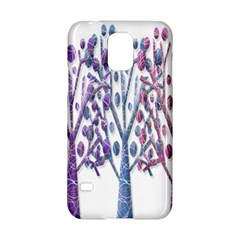 Magical Pastel Trees Samsung Galaxy S5 Hardshell Case  by Valentinaart