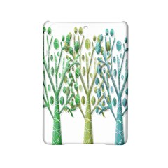 Magical Green Trees Ipad Mini 2 Hardshell Cases by Valentinaart