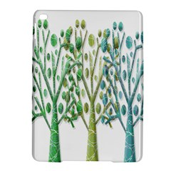 Magical Green Trees Ipad Air 2 Hardshell Cases by Valentinaart