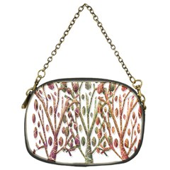 Magical Autumn Trees Chain Purses (one Side)  by Valentinaart
