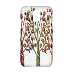 Magical Autumn Trees Samsung Galaxy S5 Hardshell Case  by Valentinaart