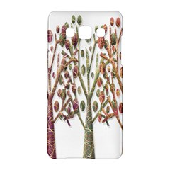 Magical Autumn Trees Samsung Galaxy A5 Hardshell Case  by Valentinaart
