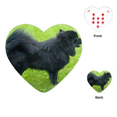 Swedish Lapphund Full Playing Cards (Heart)