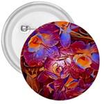 Floral Artstudio 1216 Plastic Flowers 3  Buttons